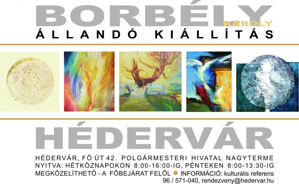Borbély Károly állandó kiállítás