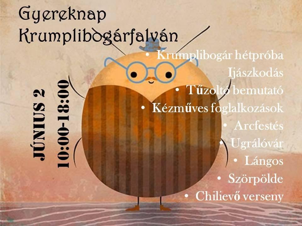 Hédervári Gyereknap 2018