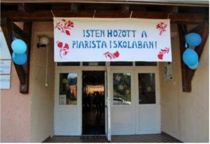 Piarista Gimnázium, Általános Iskola és Óvoda Timaffy László Tagiskolája