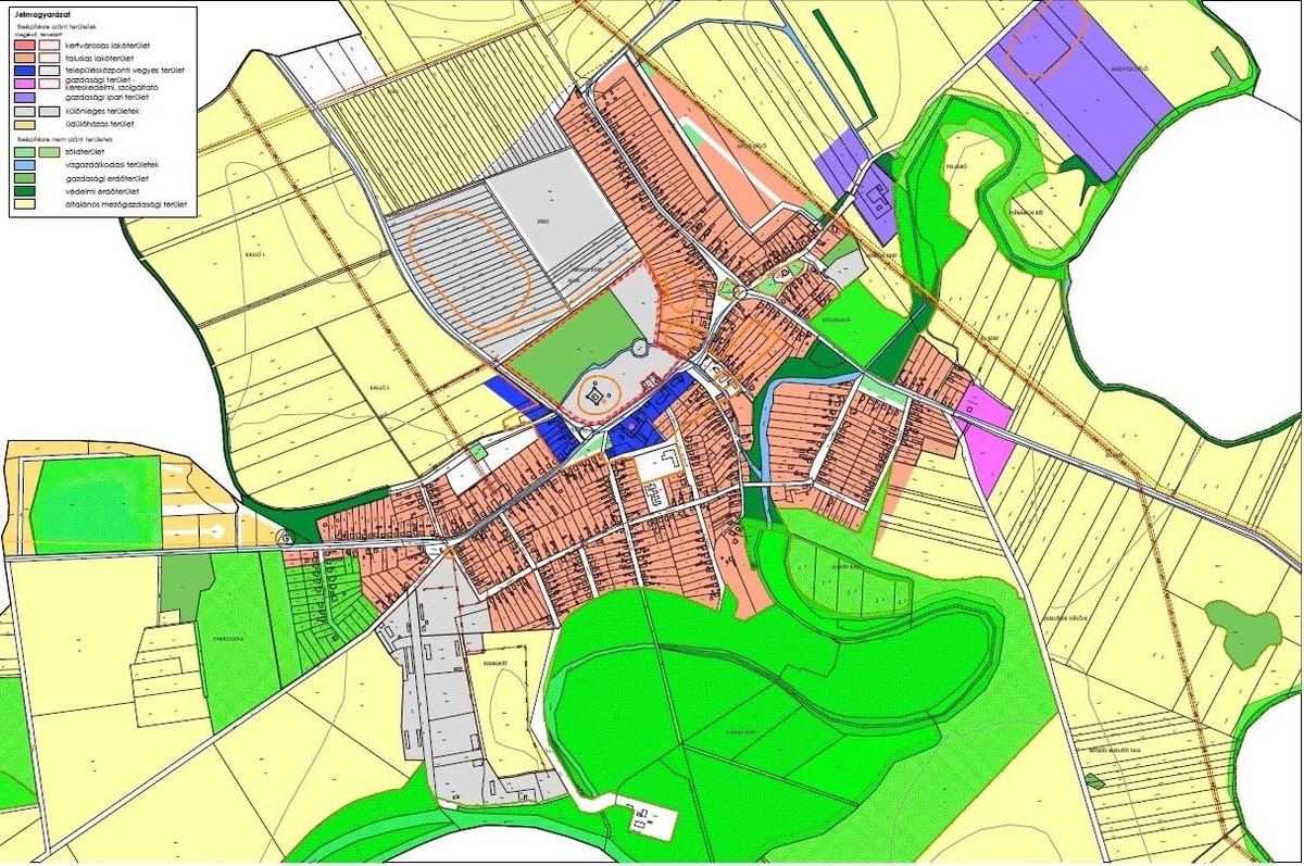 Közigazgatási térkép
